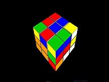 Кубик-рубик в 3D