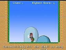 Марио и черепаха