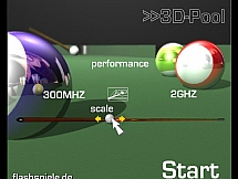 Бильярд в 3D