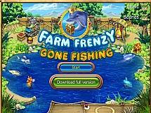 Рыбалка на веселой ферме