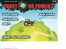 Разрушительный трактор
