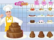 Создать торт на свадьбу
