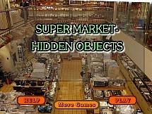 Найти предметы в супермаркете