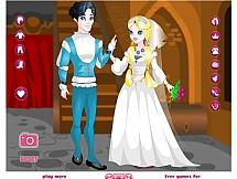 Наряжаем принцессу средневековья
