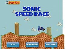 Виртуальная гонка Соника
