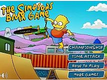 Симпсон на ВМХ