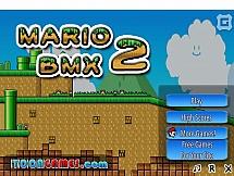 Гонка Марио на BMX
