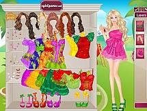 Барби в новом фруктовом стиле