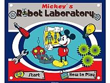 Микки Маус производит роботов