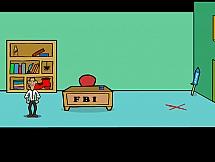 Обама ловит преступника