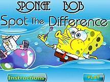 Губка Боб пускает мыльные пузыри