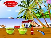 Пляжная кулинария