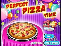 Импровизация с пиццой