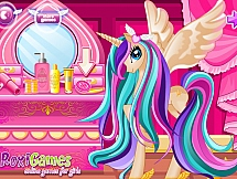 Салон красоты для пони