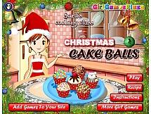 Пряные кексы к новому году