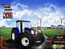 Тракторы для пересеченной местности