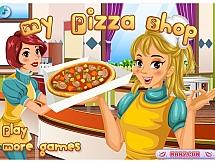 Свободное создание пиццы