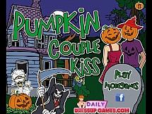 Поцелуй на Хеллоуин