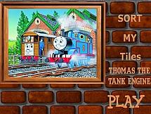 Станция для двух паровозиков