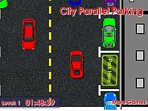 Припарковать автомобиль параллельно другим