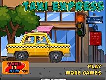 Такси на разбитых улицах
