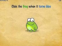 Реакция на жабу