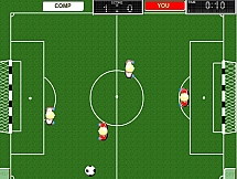 Футбол два на два