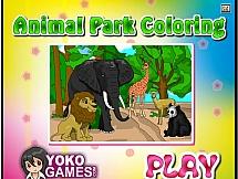 Раскрасить животных