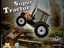 Трактор триальщик