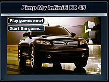 Тюнинг Infiniti Fx 45